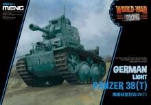 German Light Panzer 38(T)  - WWT011