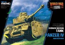German Medium Tank Panzer IV - WWT013