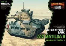 British Infantry Tank A12 Matilda II - WWT014