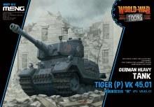 German Heavy Tank Tiger (P) VK 45.01 - WWT015