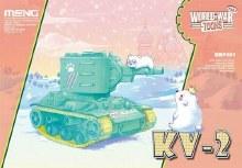 KV-2 w/Resin Figure - WWP004