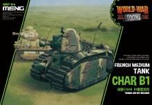 French Medium Tank Char B1 - WWT016