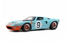 1:18 Scale Ford GT40 Mk1 #9 1968 Le Mans - 1803001