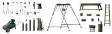 1:35 Scale Field Tool Shop -  419