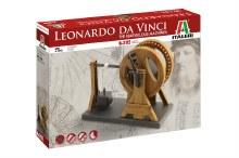 Leonardo Da Vinci Leverage Crane - 3112