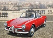 1:24 Scale Alfa Romeo Giulietta Spider 1300 - 3653