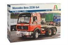 1:24 Mercedes Benz 2238 6x4 - 3943