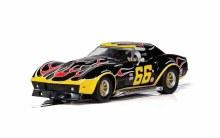 Chevrolet Corvette No. 66 'Flames - C4107