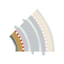 Radius 2 Curve Inner Borders 45° x 4 - C8225