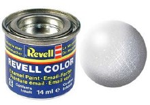 Enamel Aluminium Metallic 14ml - 99