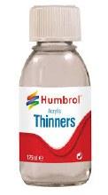 Acrylic Thinners 125ml - 7433