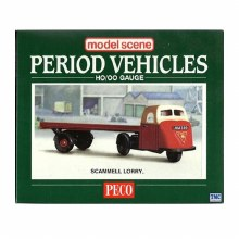 OO/HO Scale Scammell Lorry Kit - 5015