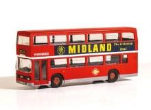 OO/HO Scale Leyland Olympian Bus London Buses Riverside Livery Kit - 5139