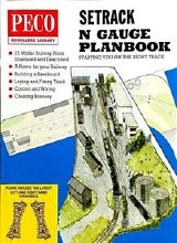 Setrack N Scale Plan Book - IN1