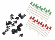 LEDs and Panel Clips - PL30