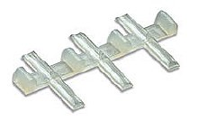 O Scale Code 143 Rail Joiners, Insulated - SL711FB