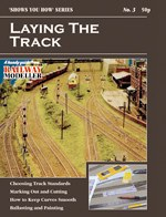 Laying The Track Book 3 - SYH03