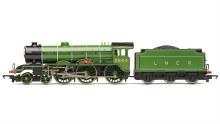 OO Scale LNER, B17 Class, 4-6-0, 2864 'Liverpool' Era 3 DCC Ready - R3588