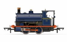 OO Scale Port of London Authority, Peckett W4 Class, 0-4-0ST, No. 74 Era 3/4 DCC Ready - R3679