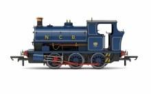 OO Scale National Coal Board Peckett B2 Class 0-6-0ST 1455 DCC Ready - R3695