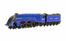 OO Scale BR A4 Class 4-6-2 60028 Walter K Whigham DCC Ready - R3701