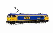 OO Scale GBRf Europorte Class 92 Co-Co 92043 Debussy DCC Ready - R3741