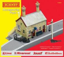 OO Scale TrakMat Accessories Pack 1 - R8227