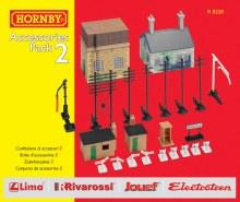 OO Scale TrakMat Accessories Pack 2 - R8228