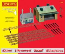 OO Scale TrakMat Accessories Pack 4 - R8230