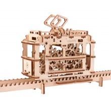 Tram on Rails Mechanical Model - 70008