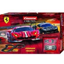Evolution Ferrari Trophy Slot Car Set - 25230