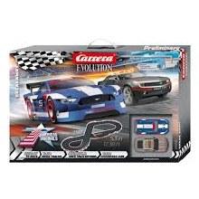 Evolution Break Away Slot Car Set - 25236