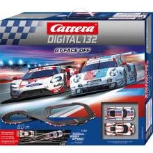 Digital132 GT Face Off Slot Car Set - 30012