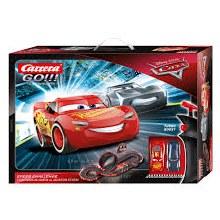 Go!!! Cars - Speed Challenge Slot Car Set - 62476