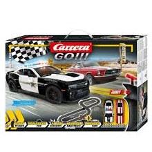 Go!!! On the Run Slot Car Set - 62510
