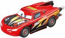GO!!! Disney Cars Lightning McQueen Rocket Racer, #95 Slot Car - 64163