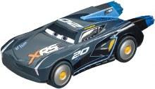 GO!!! Disney Pixar Cars Jackson Storm Rocket Racer, #20 Slot Car - 64164