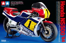 1:12 Scale Honda NS500 '84 - T14125