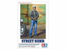 1:12 Scale Street Rider Figure - T14137