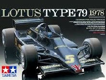1:20 Scale Lotus Type 79 1978 - T20060