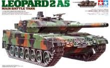 1:35 Scale Leopard 2 A5 Main Battle Tank - T35242