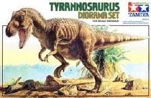 1:35 Scale Tyrannosaurus Diorama Set - T60102