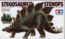 1:35 Scale Stegosaurus Stenops - T60202