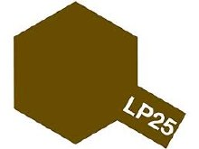 Lacquer Brown (JGSDF) 10ml - LP25