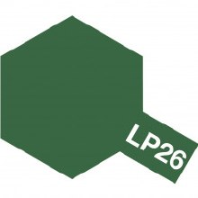 Lacquer Dark Green (JGSDF) 10ml - LP26
