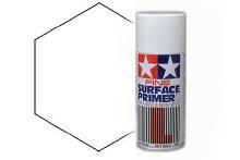 Surface Primer Fine White Spray Paint 180ml - T87044
