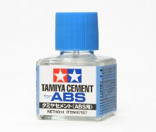 Cement For ABS (Not for Plastic Kits) 40ml - T87137