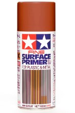 Surface Primer Fine Oxide Red Spray Paint 180ml - T87160