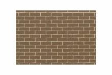 Diorama Material Sheet Brickwork - T87168