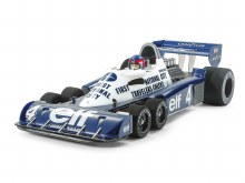 1:10 Scale Tyrrell P34 Six Wheeler 1977 Monaco GP Special Edition (Painted Body) Assembly Kit - T47392